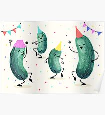Pickle Party! Poster