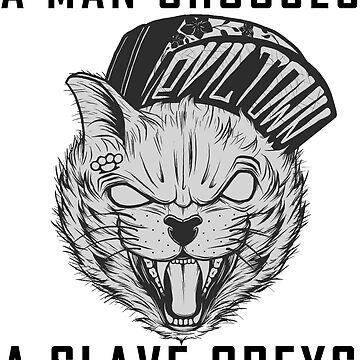 A man chooses a slave obeys. A nice picture of supreme cat will attract people's admiring glances by BuLLGam