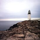 Moose Peak Lighthouse, Maine by wolftinz