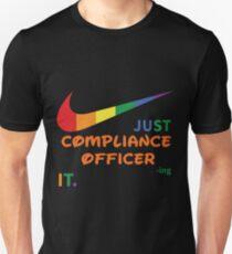 COMPLIANCE OFFICER BEST COLLECTION 2017 Unisex T-Shirt