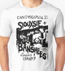 Siouxsie flyer Unisex T-Shirt