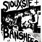 Siouxsie-Flyer von PsychoProjectTS