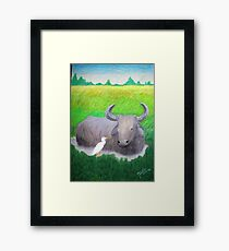 companion Framed Print