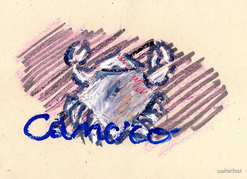 cancro by walterfest