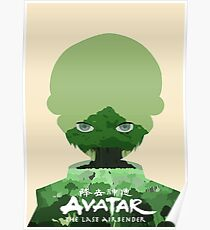 Avatar The Last Airbender - Toph Poster