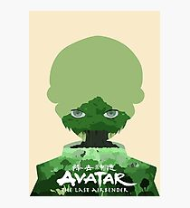 Avatar The Last Airbender - Toph Photographic Print