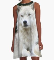 Leader of the pack A-Line Dress