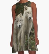 The guardians of the pack A-Line Dress