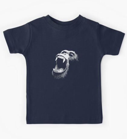 Primate Scream Kids Clothes