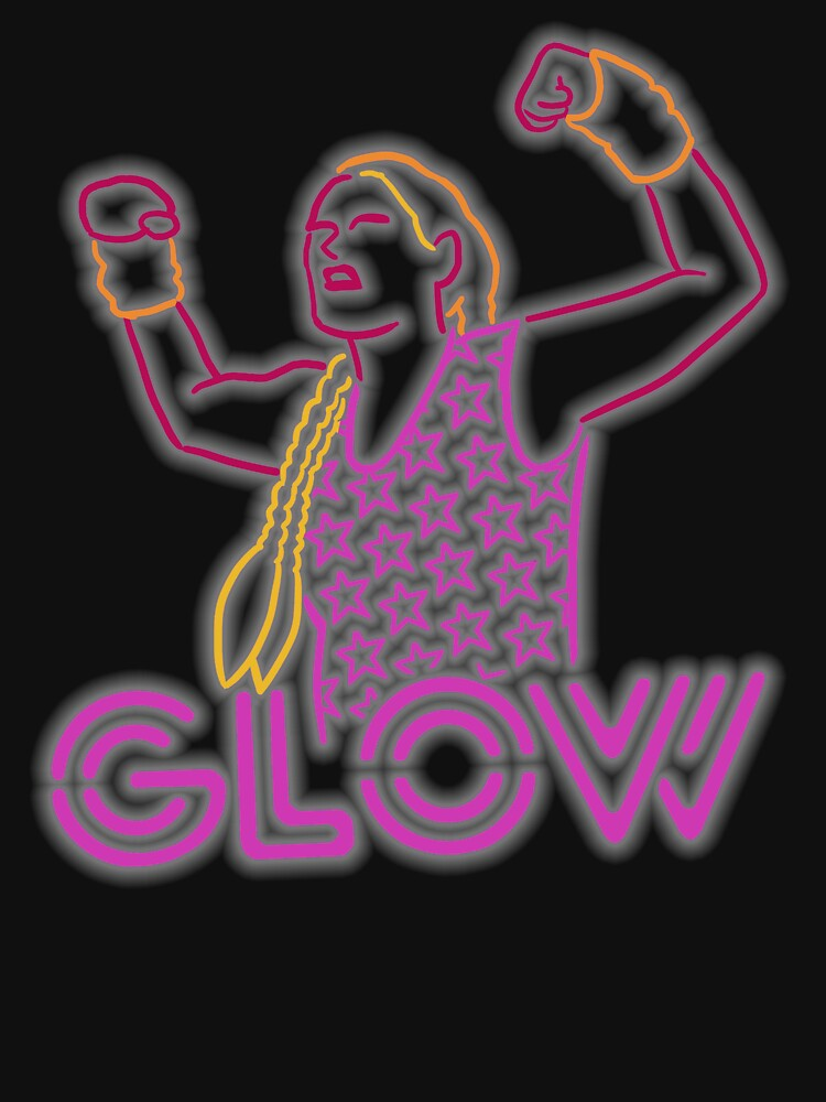 Glow Wrestling by gameboylands