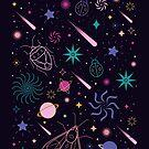 Bug Galaxy  by CarlyWatts