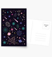 Bug Galaxy  Postcards