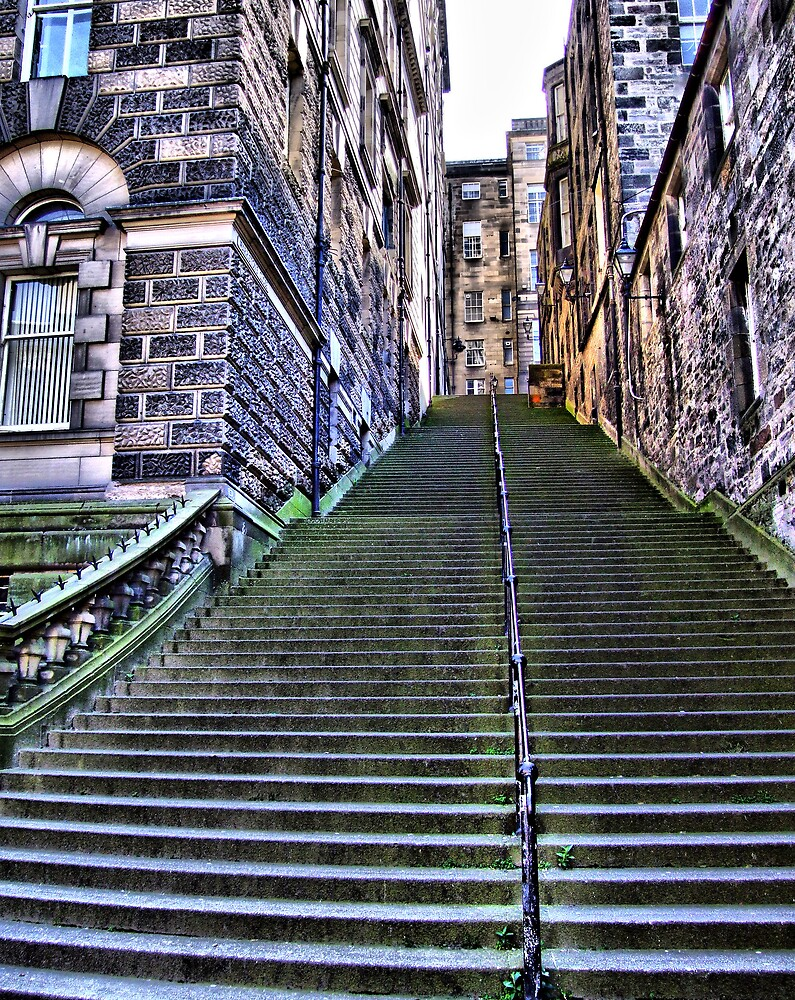 stairway to heaven by davey lennox