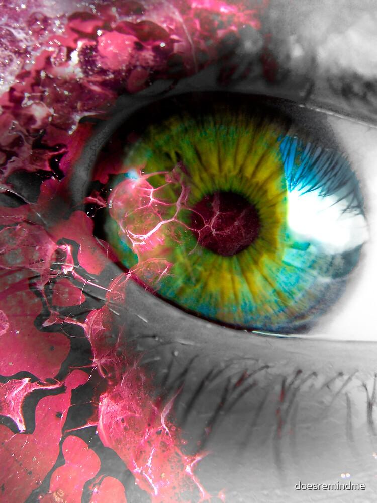 pink eye by doesremindme