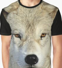 Crimson stare Graphic T-Shirt