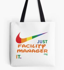 FACILITY MANAGER BEST COLLECTION 2017 Tote Bag