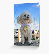 In Style Greeting Card