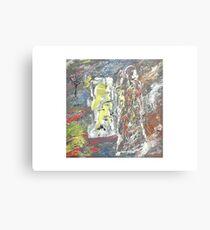 Pilgrimage Canvas Print