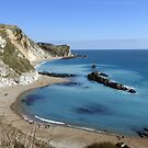 St Oswald's Bay, Dorset by trish725