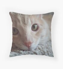 Velcro Throw Pillow