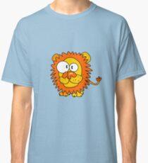 Cartoon lion Classic T-Shirt