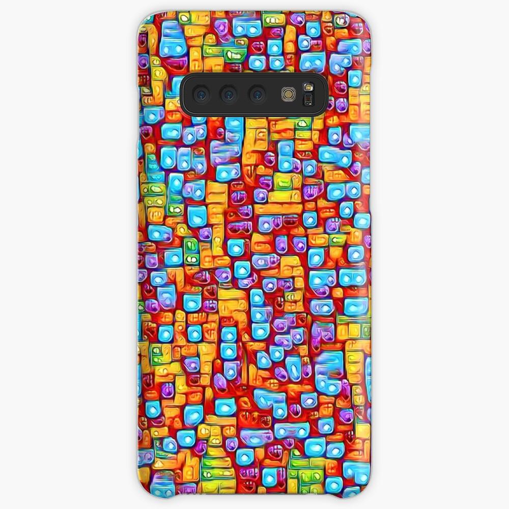 SkyBlue 22% Case & Skin for Samsung Galaxy