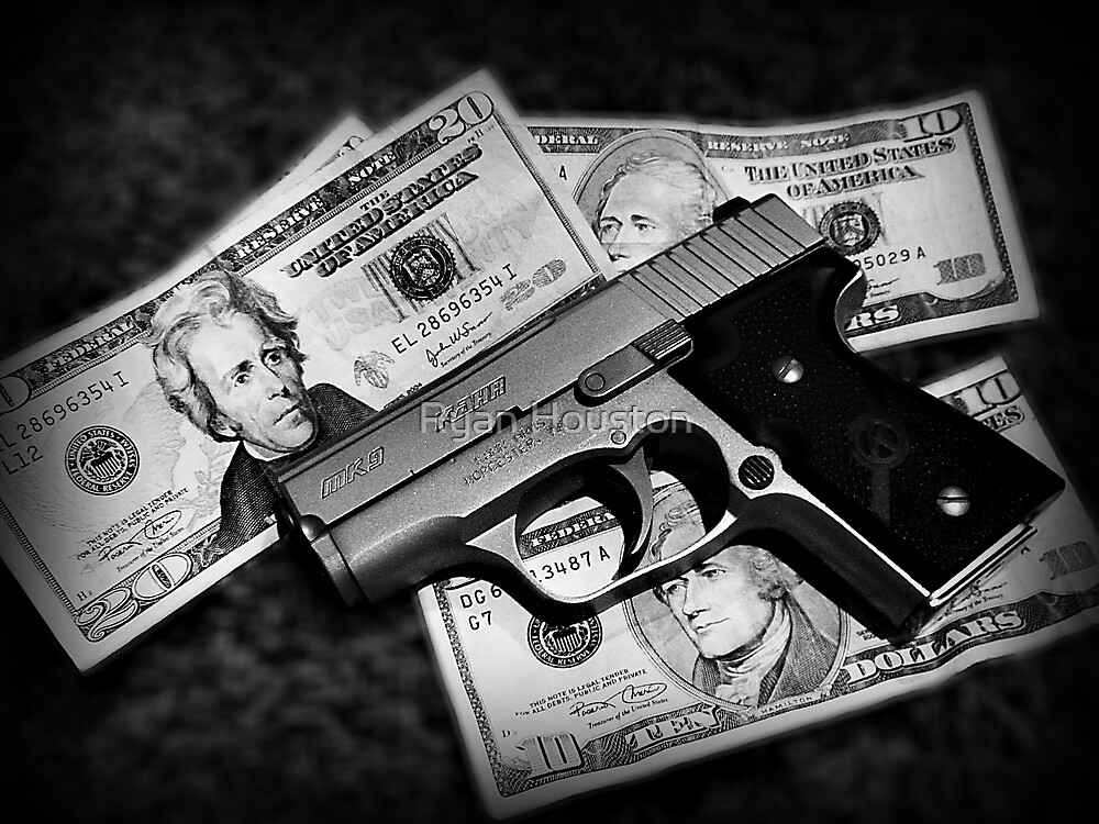 Guns and Money MK9 Kahr by Ryan Houston