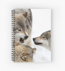 Opinionated  Spiral Notebook