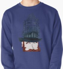 Top Hat Construction Pullover
