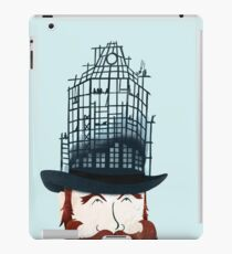 Top Hat Construction iPad Case/Skin