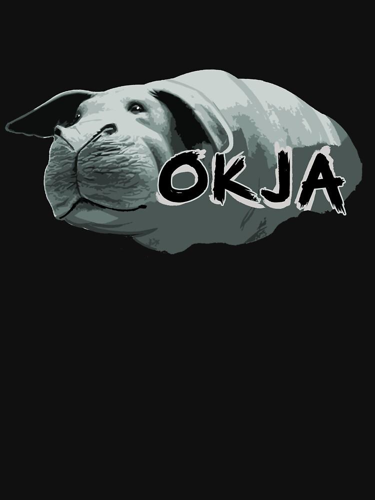 Okja Movie by gameboylands