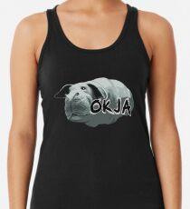 Okja Movie Racerback Tank Top