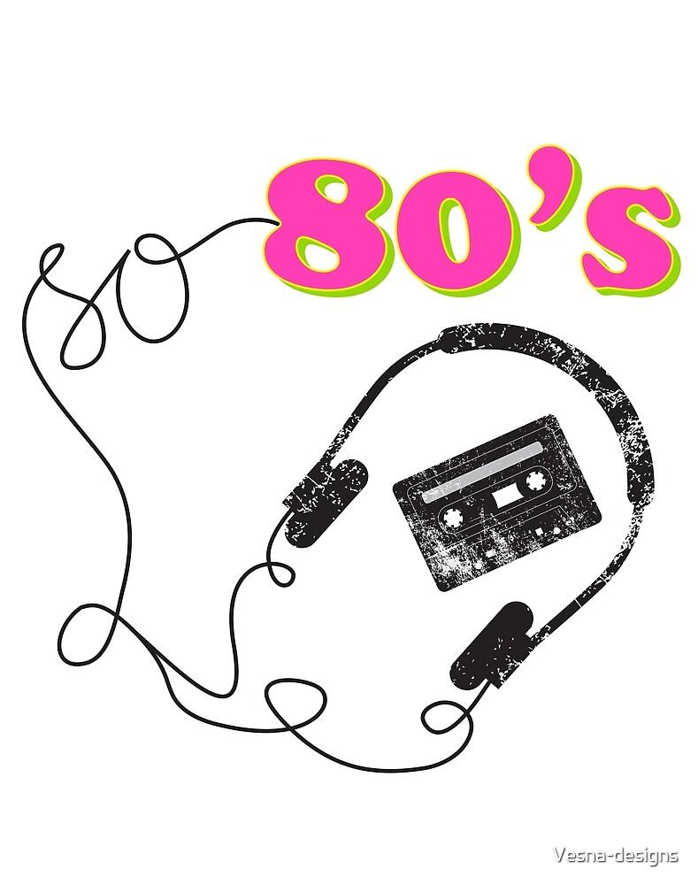 So 80s by Vesna-designs
