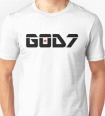 ♫♥I Love GOD7-KPop Forever♥♪ Unisex T-Shirt