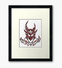 Dragonborn Framed Print