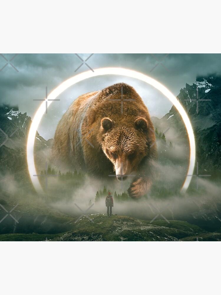 aegis   bear by soaringanchor