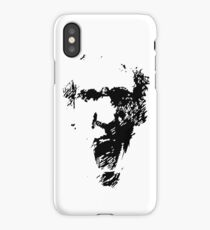 The Scream of the Day to Day iPhone Case
