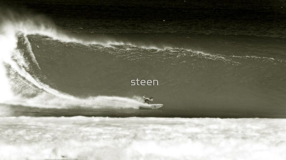 jamie mchugh.kneeboard surfing by steen