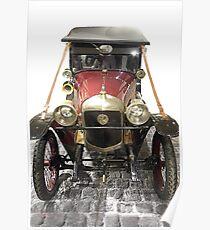 Cobbles cruiser. Poster