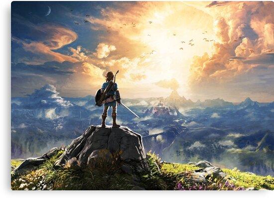 The legend of Zelda by Accordeon