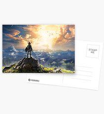 Die Legende von Zelda Postkarten