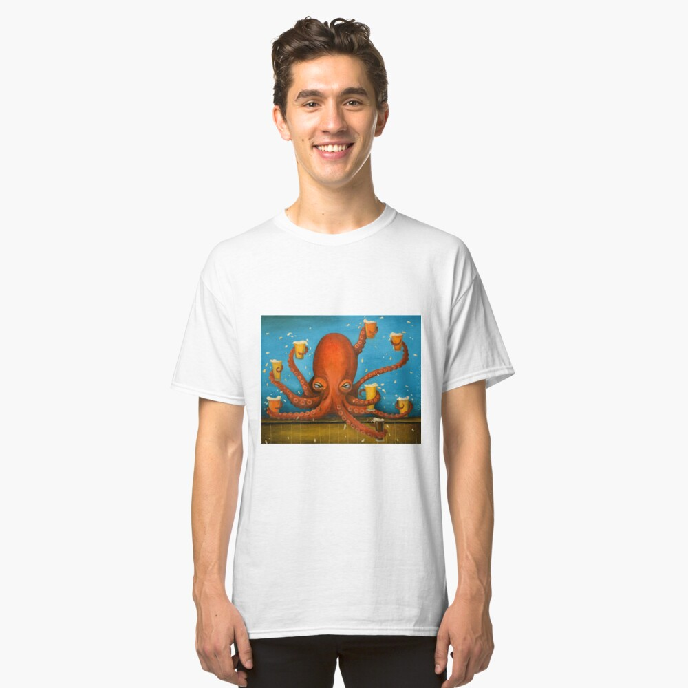 Life Of The Party Classic T-Shirt