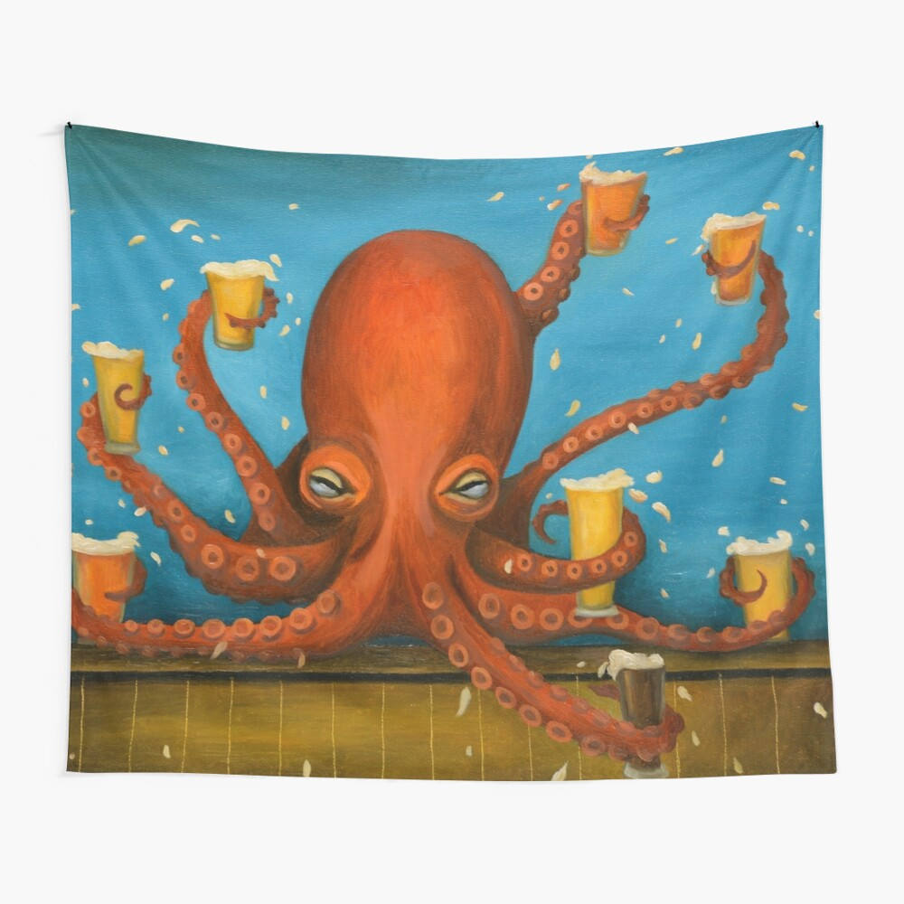 Life Of The Party Wall Tapestry