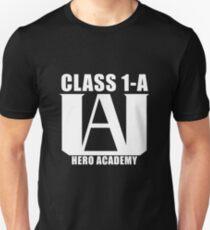 My Hero Academia - Hero Academy Class 1-A T-Shirt