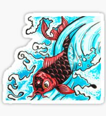 Badfish Sticker