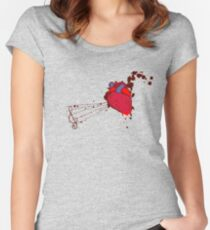 Of the Heart Women's Fitted Scoop T-Shirt