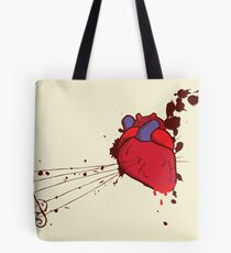 Of the Heart Tote Bag