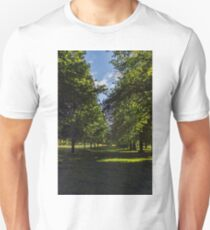 Avenue of trees T-Shirt