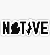 MI NATIVE Sticker