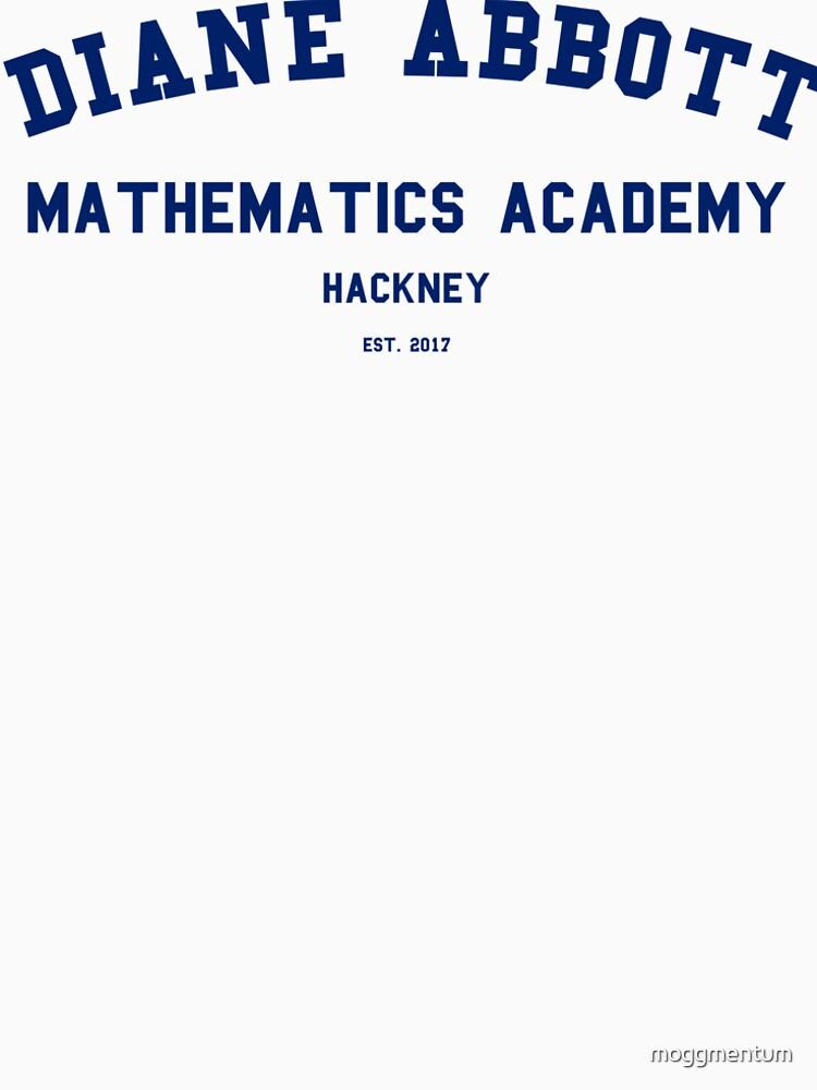 Diane Abbott Mathematik Akademie Luxus von moggmentum